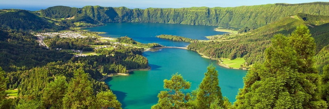 The Azores: Photo from www.portugal.com.